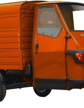 Ape Van Orange